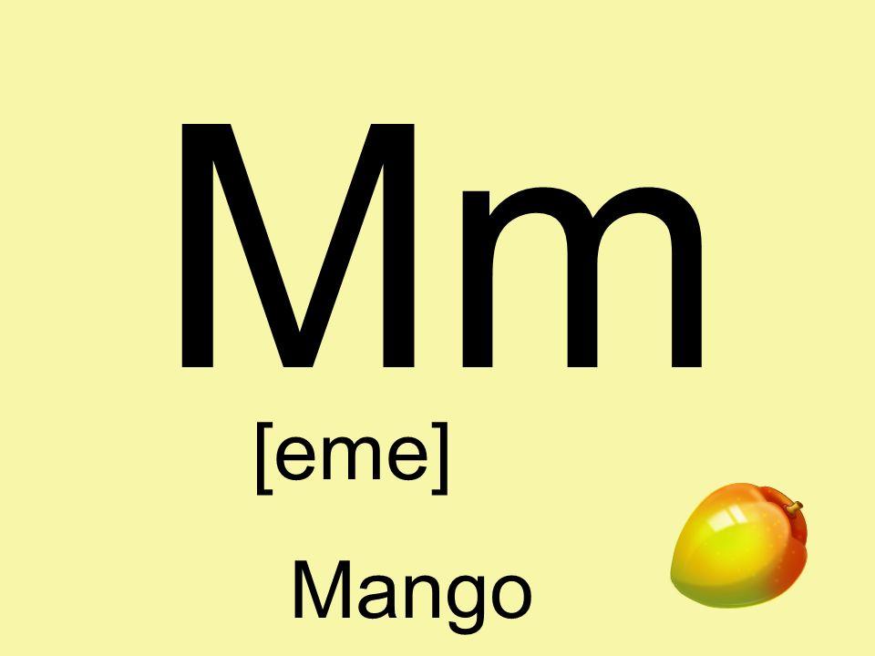 Mm [eme] Mango